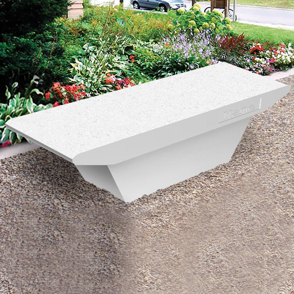 Crimble Concrete Bench