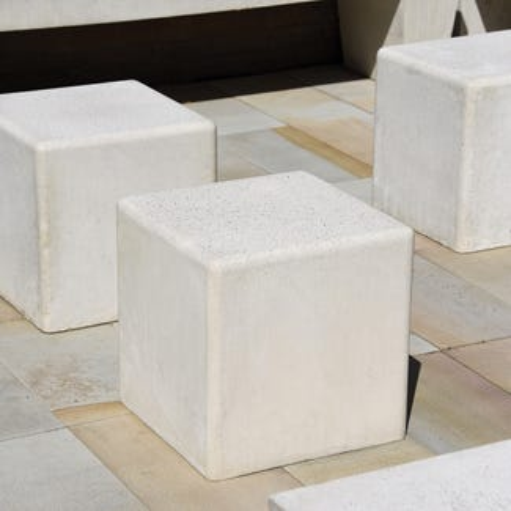 Harpurhey Concrete Cube