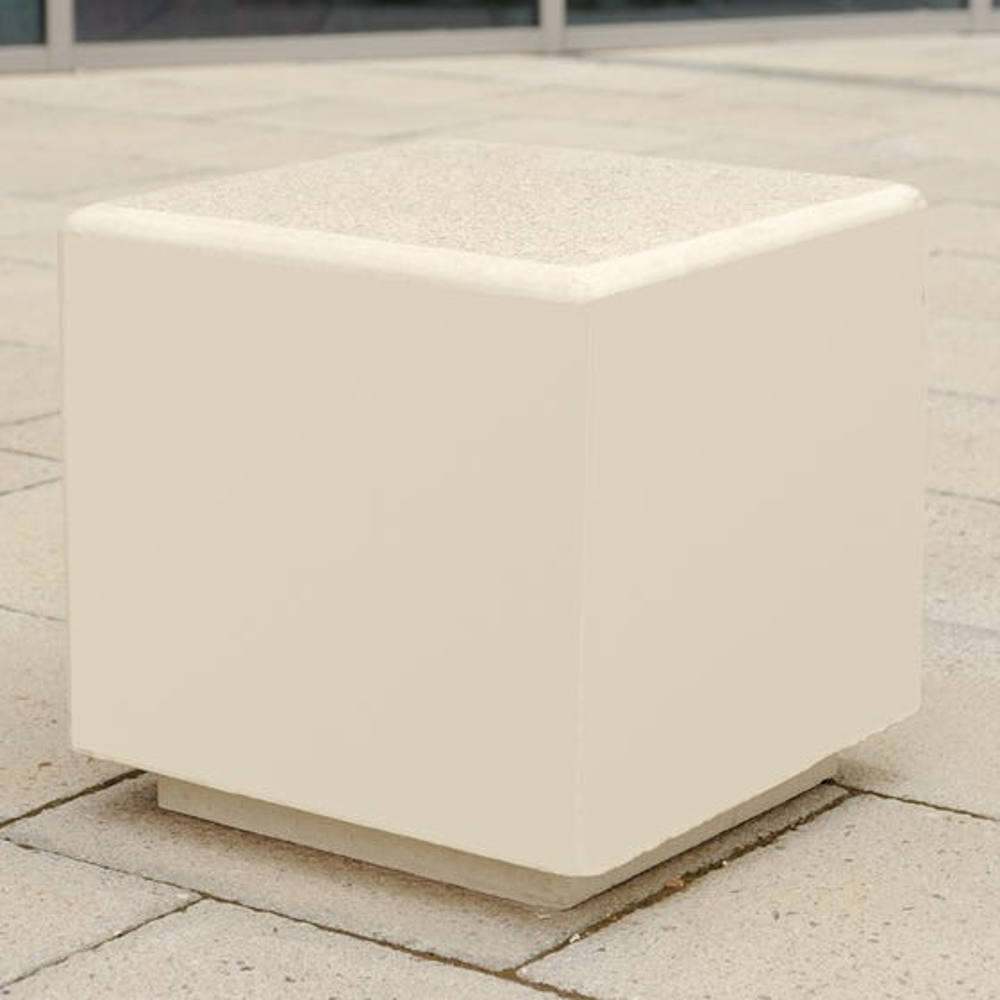 Burnage Concrete Cube
