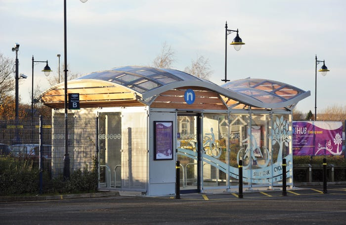 West Midlands Combined Authority Cycle Hub