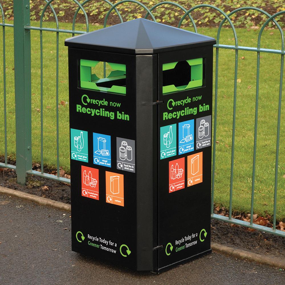 Derby Standard Recycling Bin