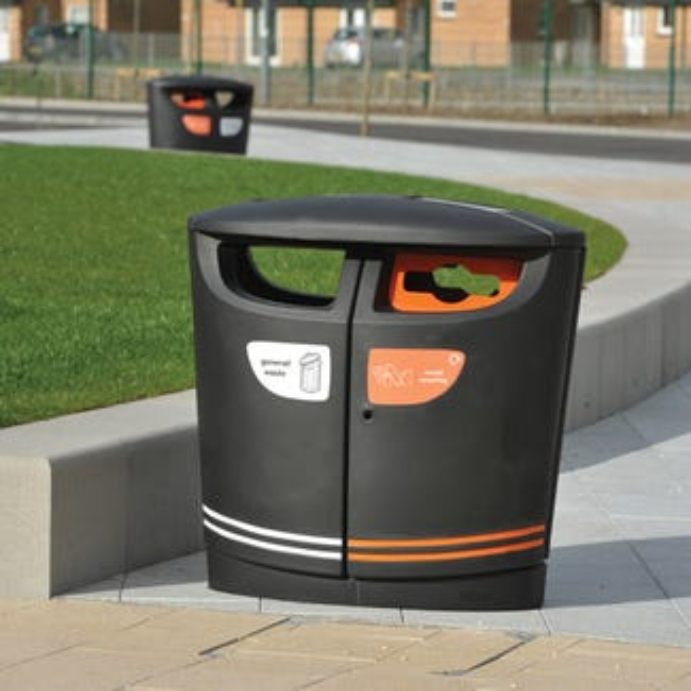 Synergy™ Recycling Bin