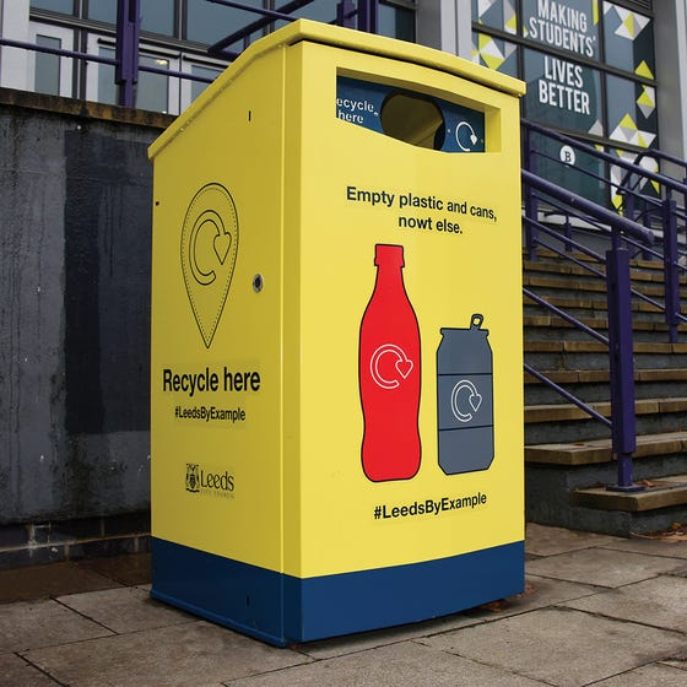 Derby Richmond Recycling Bin