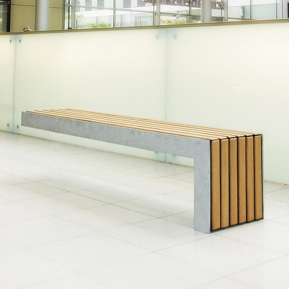 Plaza Mono Bench