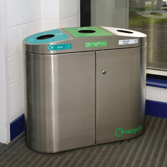 Vanguard Recycling Centre - Stainless Steel