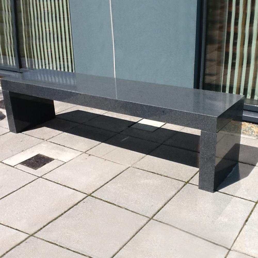 Westhill Granite Bench