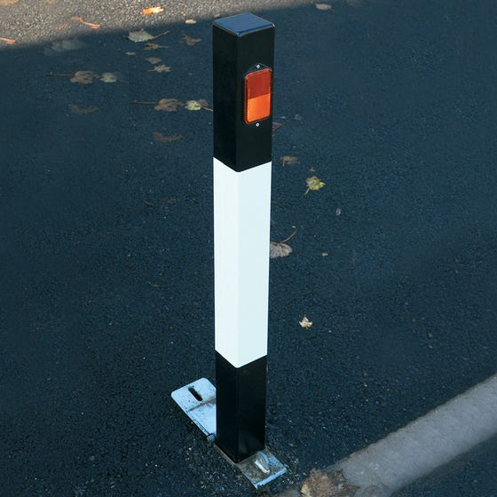 Medium Duty Security Post