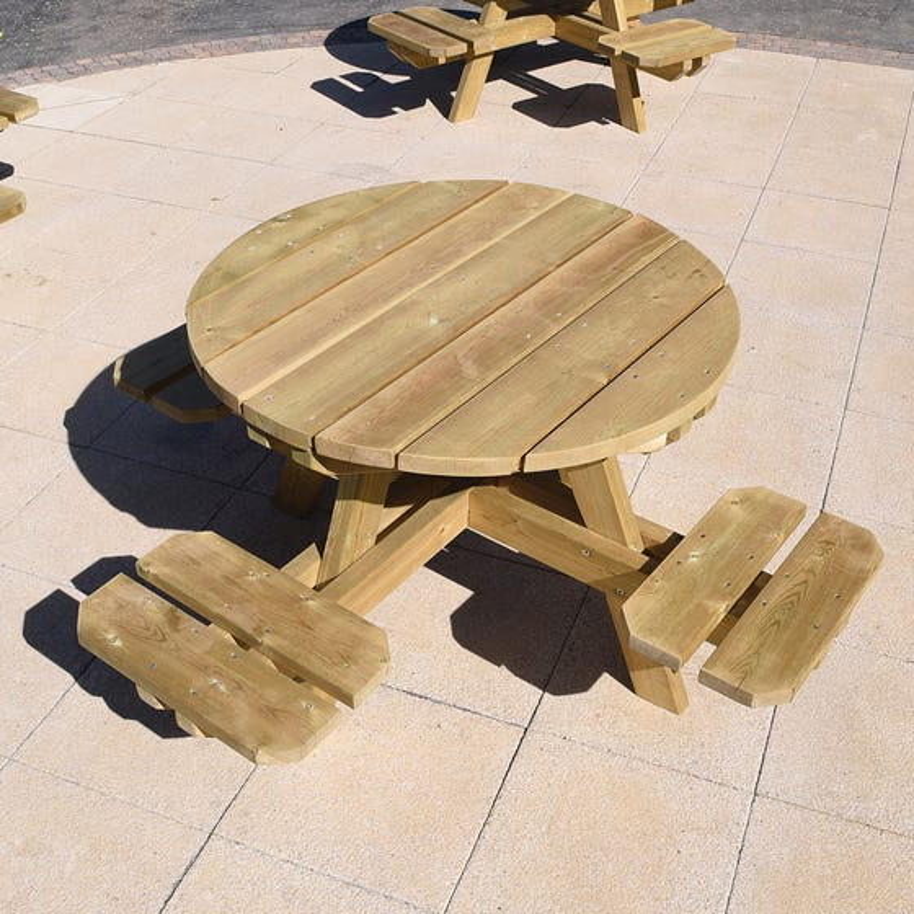 Leamington Picnic Bench