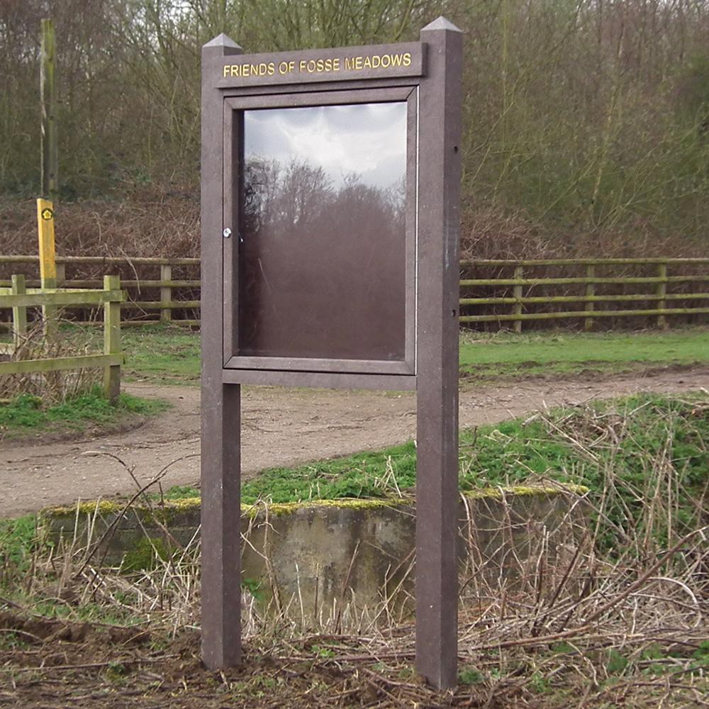 Langham Noticeboard