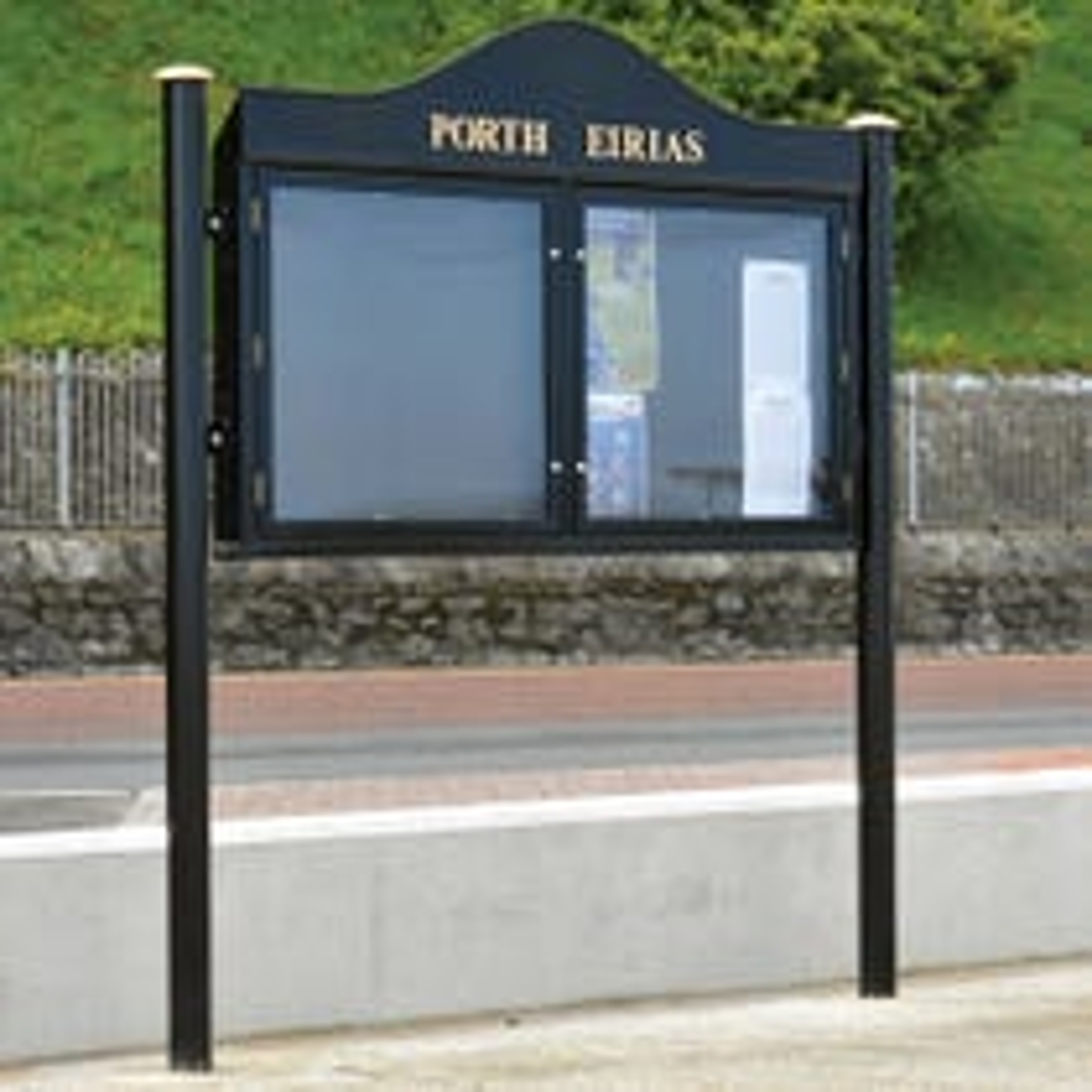 Porth Eirias  Display Case