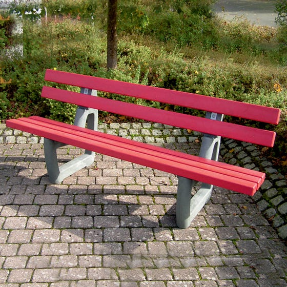 Chichester Recycled Plastic Seat