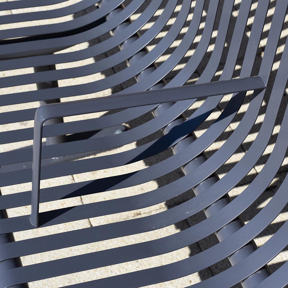 Circular Weyburn Seat