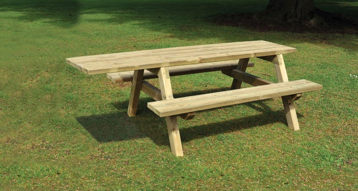 Springfield Picnic Unit (Extended Table Top)