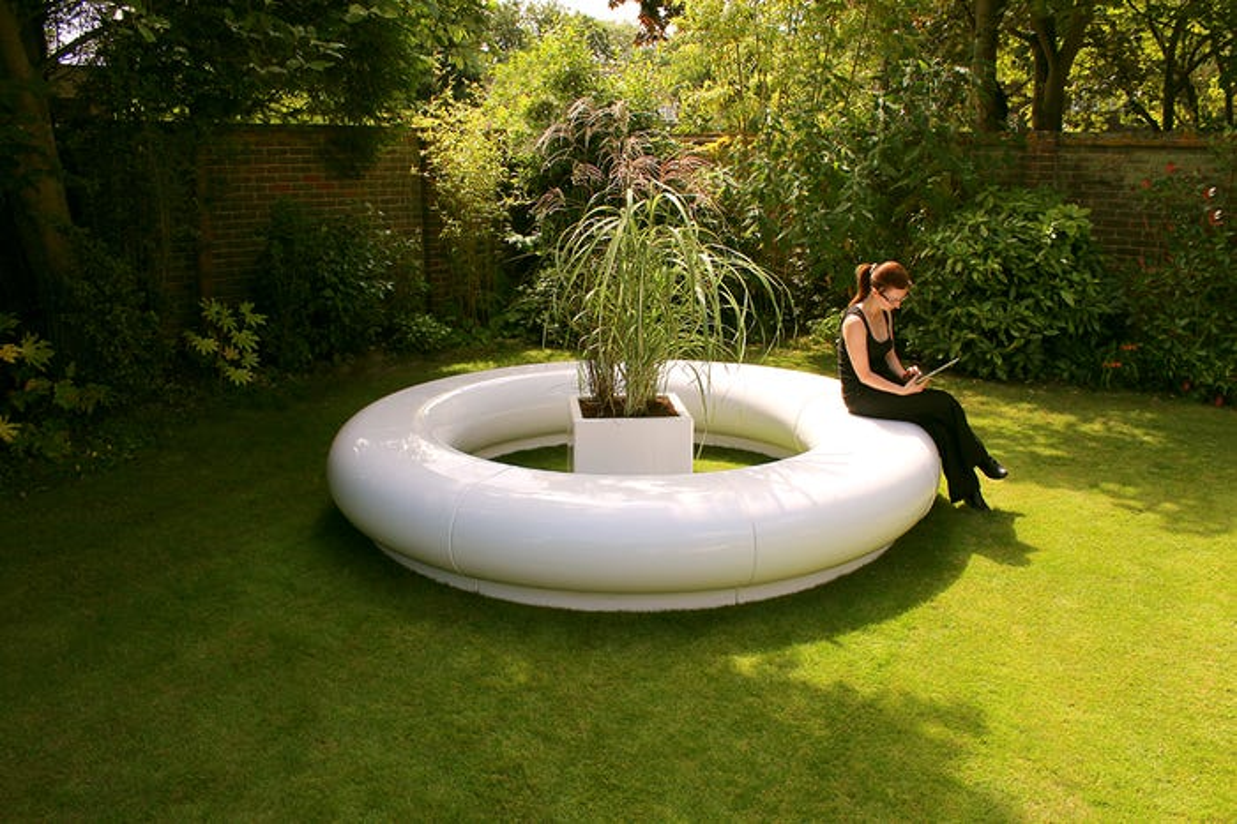 Halo Modular Circular Seating