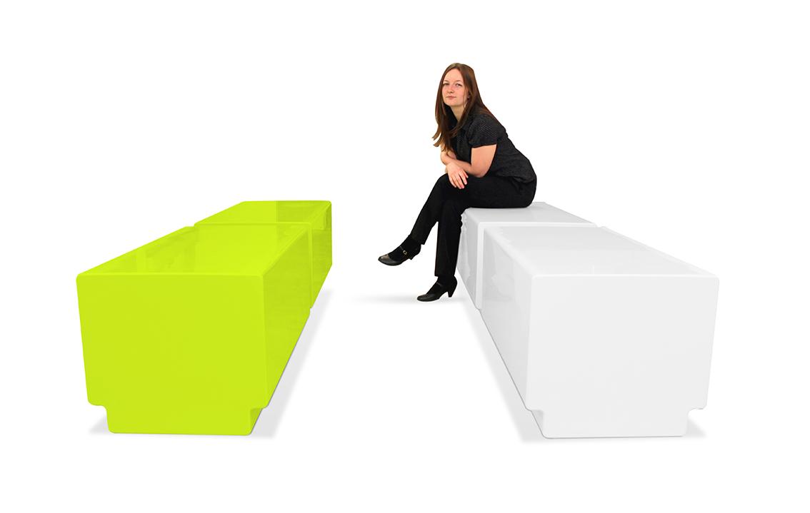 Bench Modular Seating - Module A