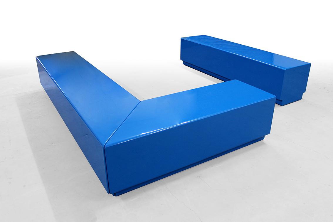 Bench Modular Seating - Module C