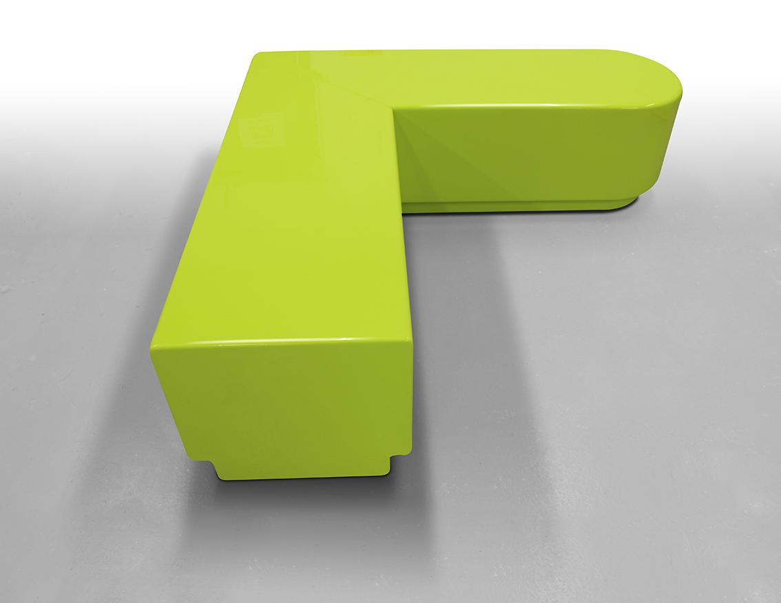 Bench Modular Seating - Module G