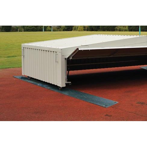 Cover Tracks for Pole Vault Wheelaway Covers