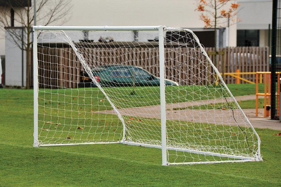 Freestanding Heavyweight Football Goals Package - 12' x 6'