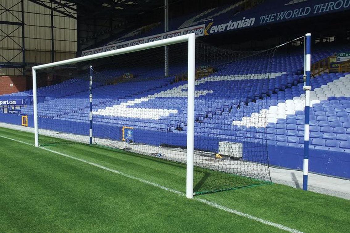 Stadium Football Goal Posts - 24' x 8'  (Pair)