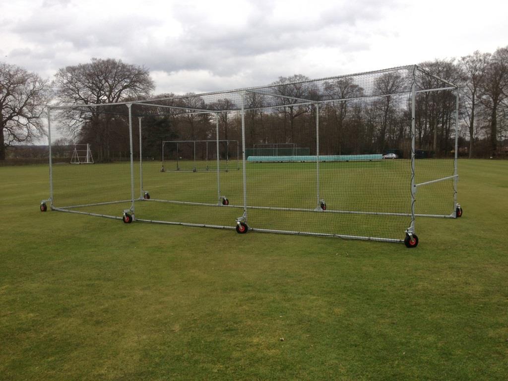 Stadia Elite Mobile Cricket Cage
