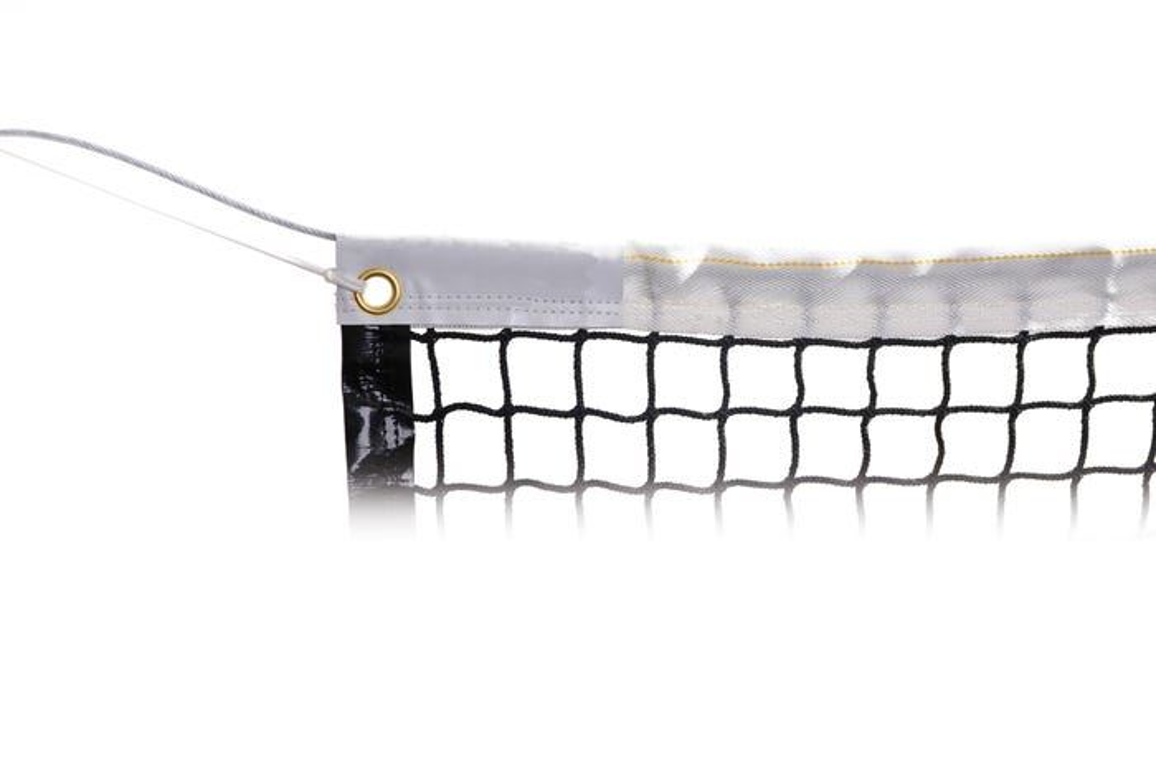 Knotless Tennis Nets
