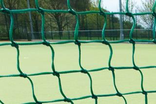 Hockey Goal Nets - 3mm Green Braid Hockey Nets