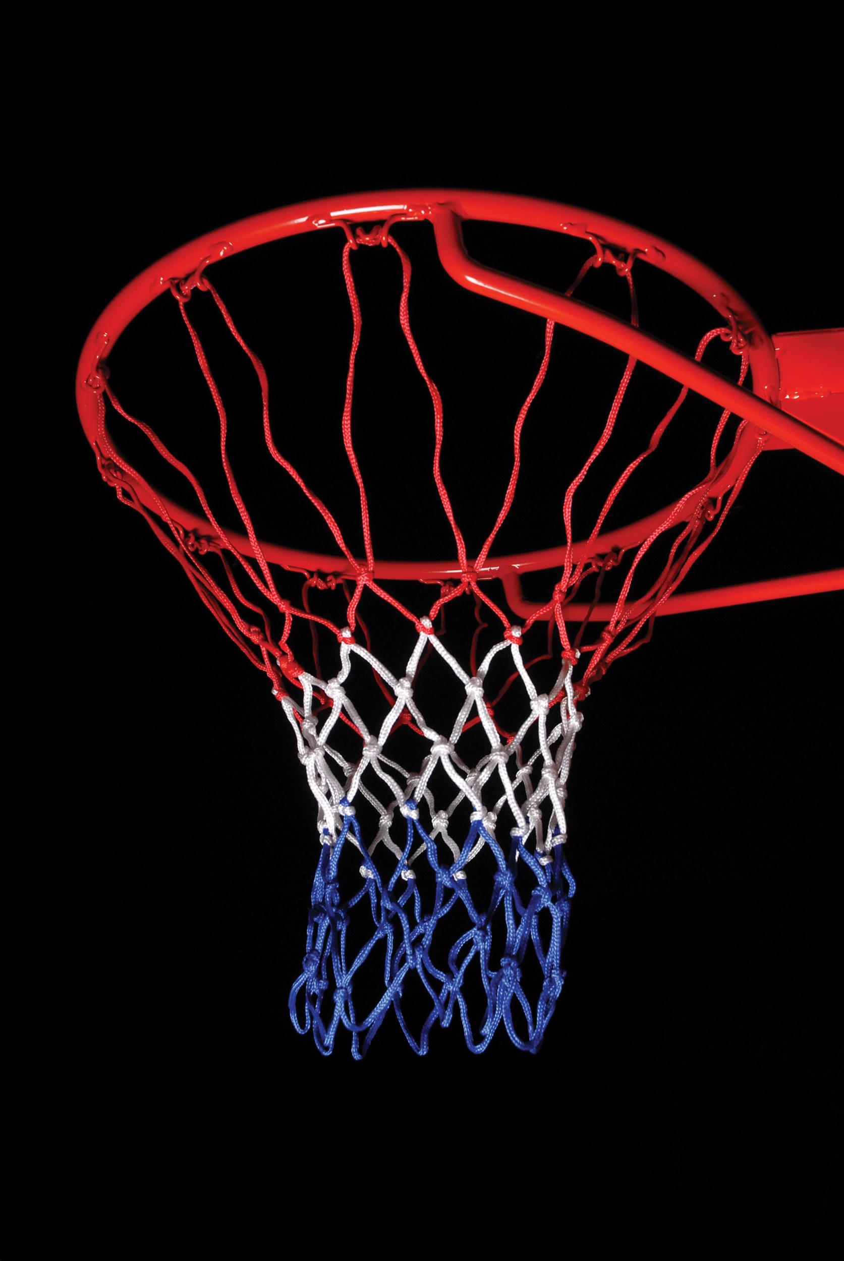 Coloured Basketball Nets