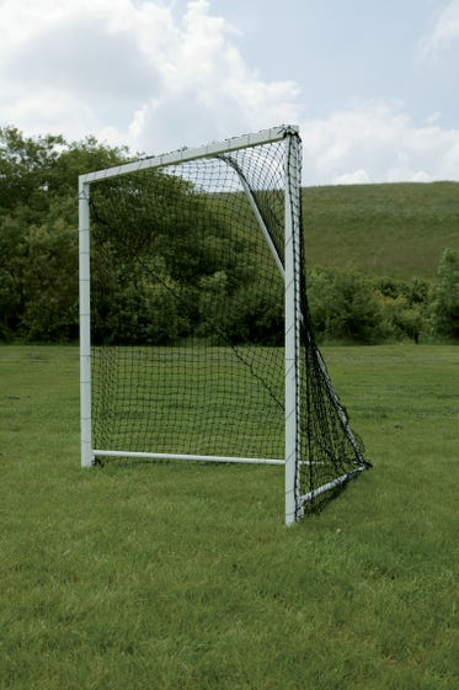 Freestanding Lacrosse Posts