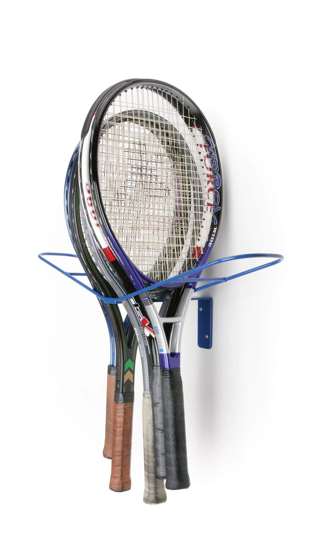 Tennis / Squash Racket Wall Rack