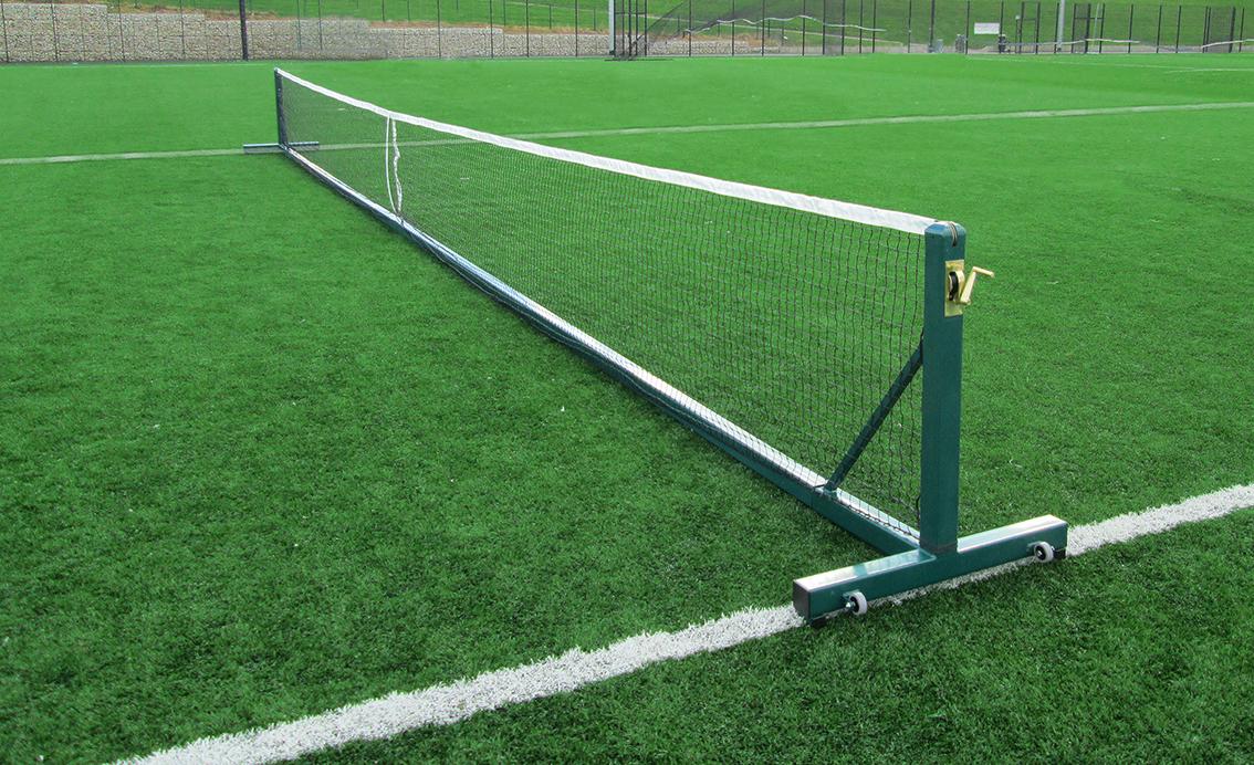 Heavy Duty Tournament Freestanding Tennis Posts