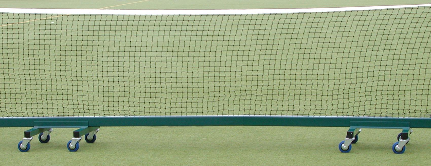 Tournament Freestanding Tennis Post Trolley