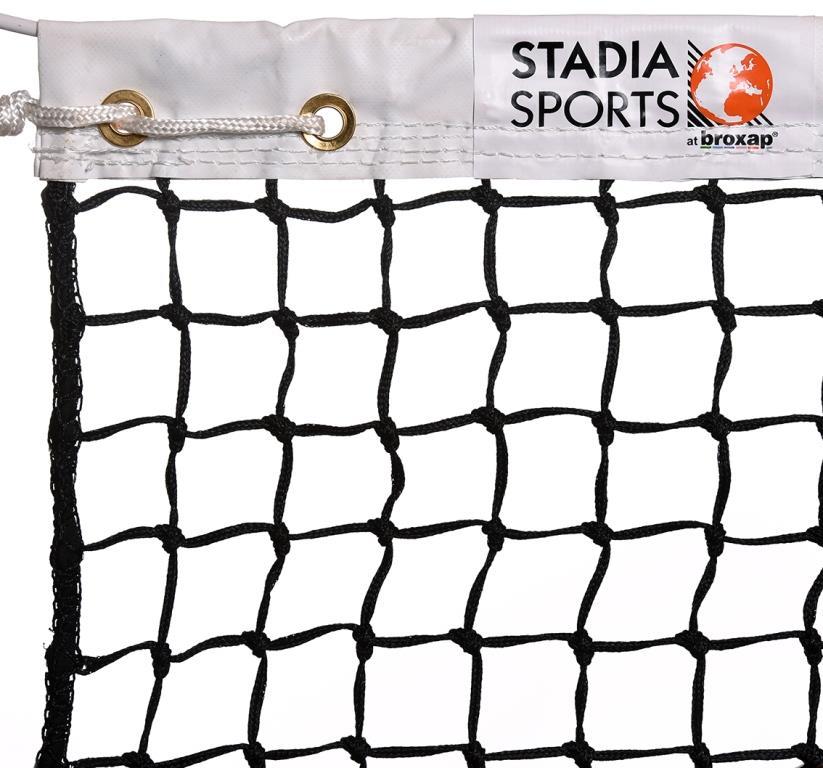 Stadia Tournament Tennis Net
