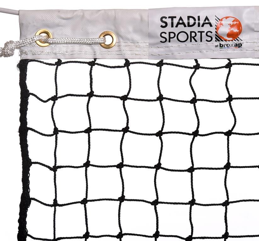 Stadia Match Tennis Net