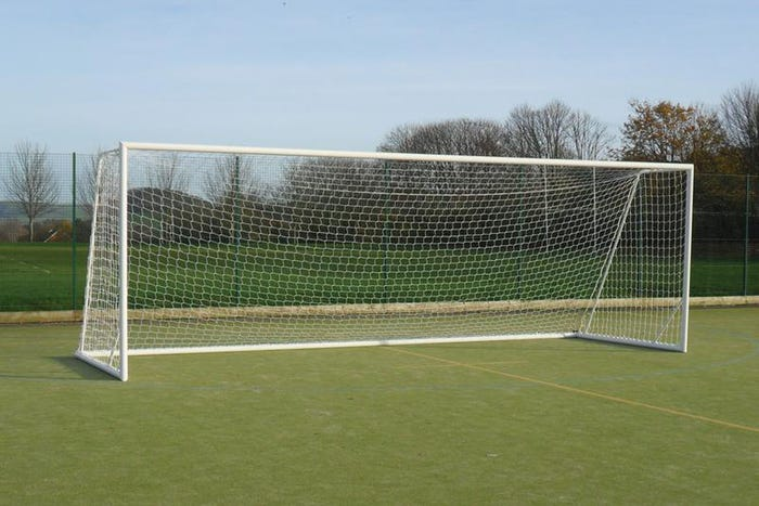Quick Release Training Football Goals Package - 21' x 7'