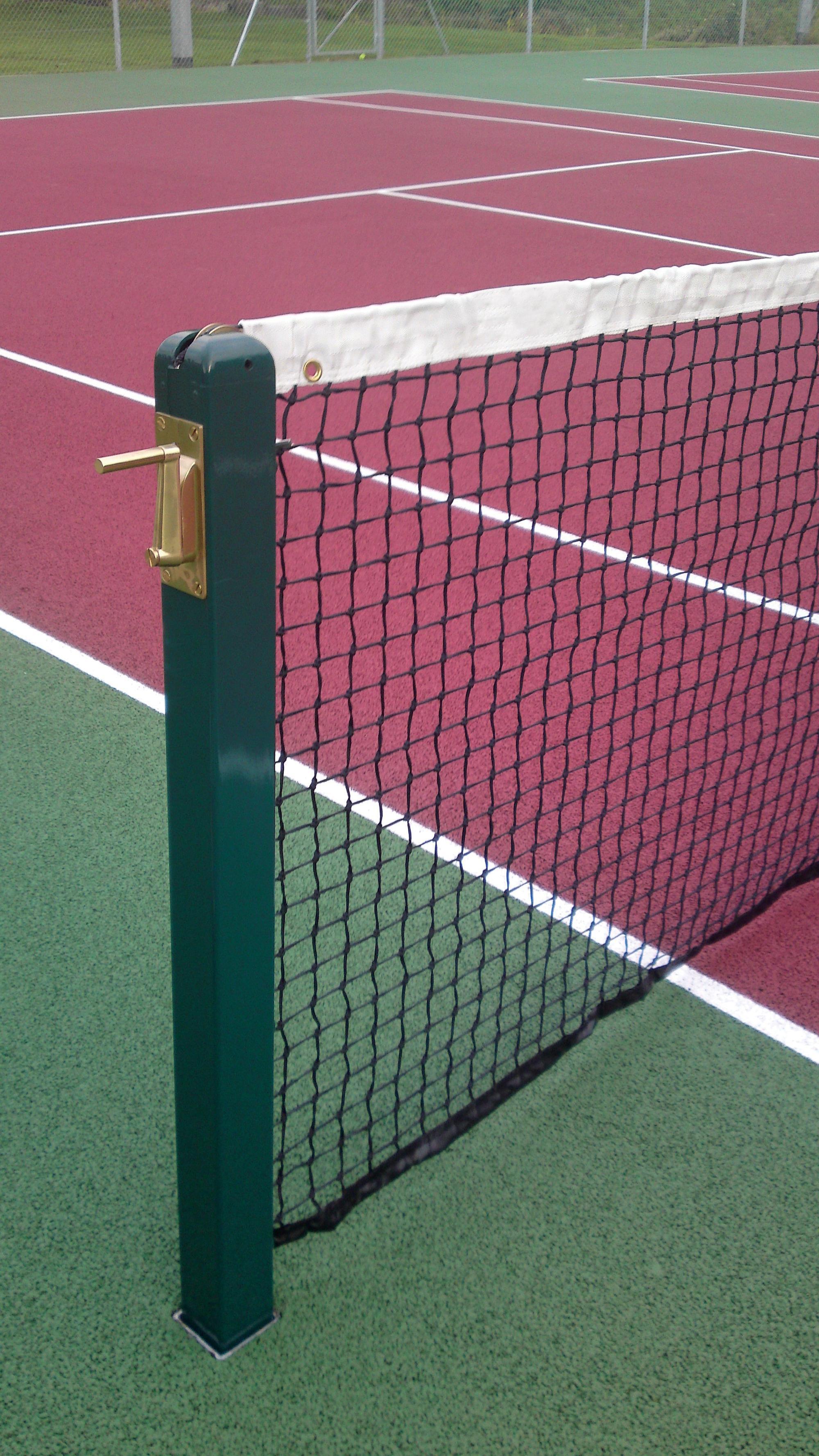 Socketed Mini Tennis Posts