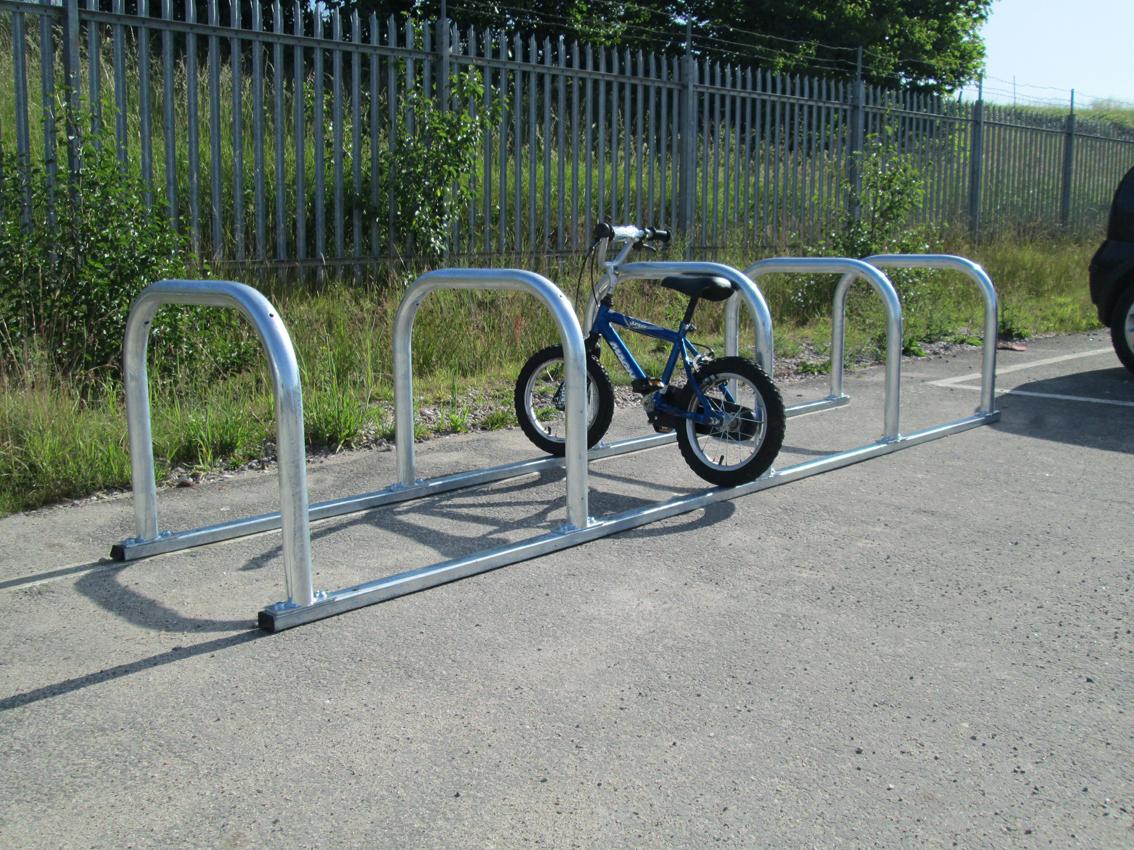 Sheffield Junior Cycle Rack