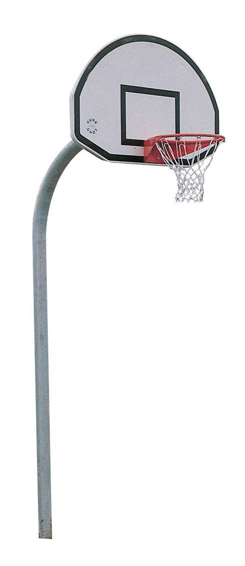 Gooseneck Basketball Goal