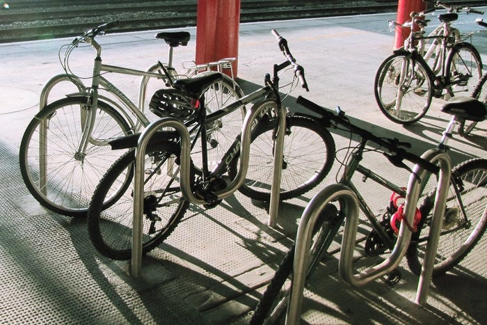 Camden M Stand | Cycle Parking | Broxap