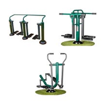 Primary School All Stars Package | Sunshine Gym | Outdoor Gym Equipment