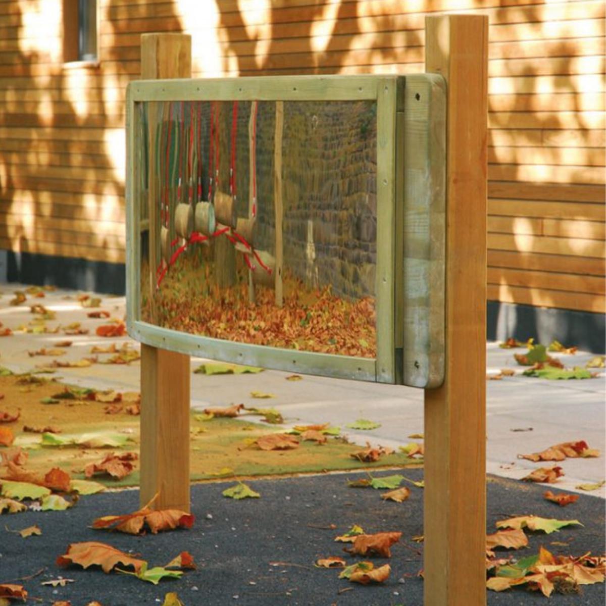 Convex Mirror Panel