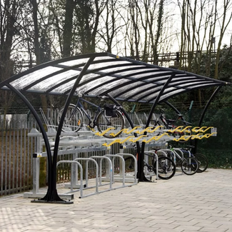 Apollo Cycle Shelter Two Tier