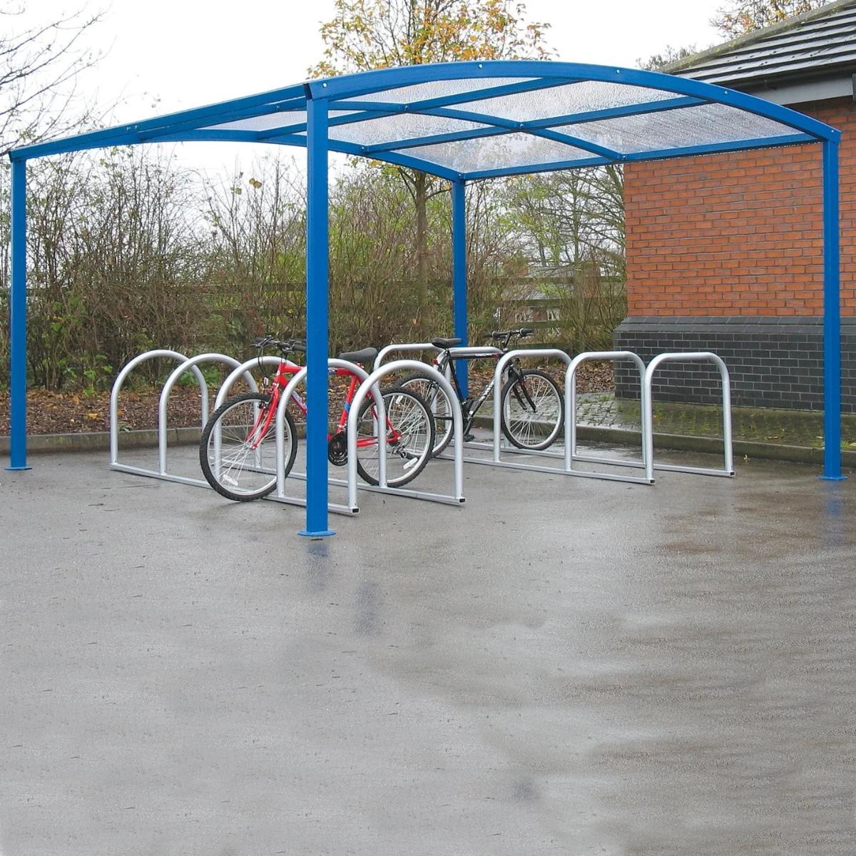 Newcastle Senior Cycle Shelter