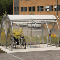 Orbital Cycle Shelter