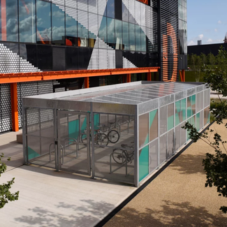Bikeshed Cycle Compound