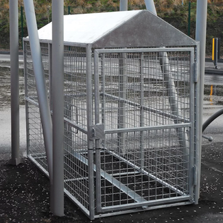 Chell Cycle Locker | Cycle Parking