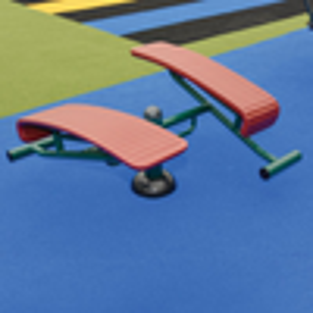 Children's Sit Up Bench