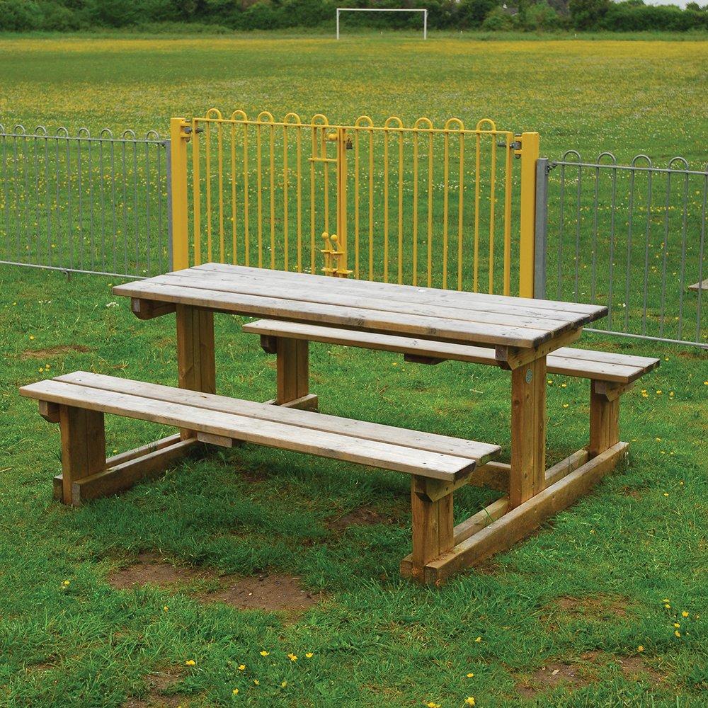 T-Frame Picnic Table