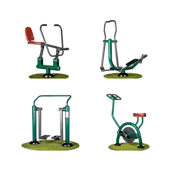 HIIT Package | Outdoor Gym Equipment Packages | Sunshine Gym