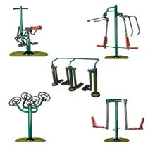 Power Hour Package | Sunshine Gym | Outdoor Gym Equipment